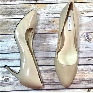 Cole Haan patent leather sugar pump size 8
